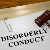 CT disorderly conduct attorney